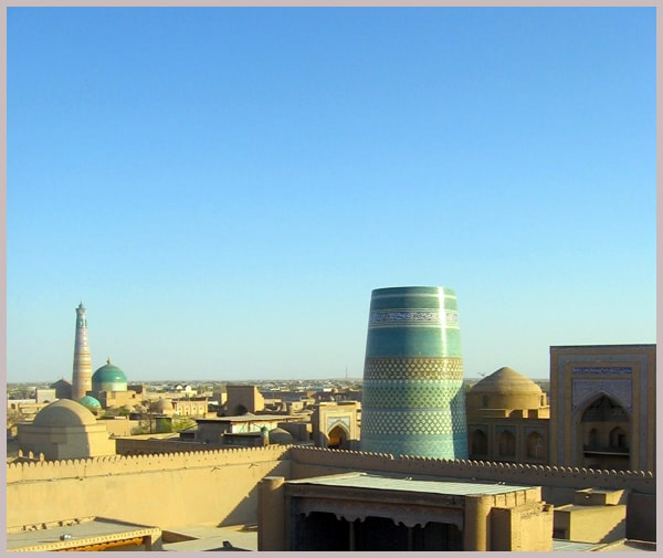 Silk Road footsteps, Tours to Uzbekistan