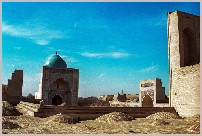 Tour of Friendship, Tours to Uzbekistan